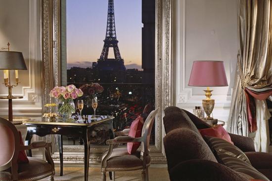 Prince de Galles a Luxury Collection Hotel Luxury Hotel Paris