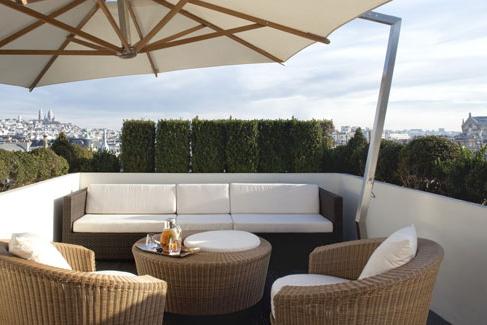 Hyatt Paris Madeleine -5 Star Boutique Hotel in Central Paris - Luxury Hotel Paris