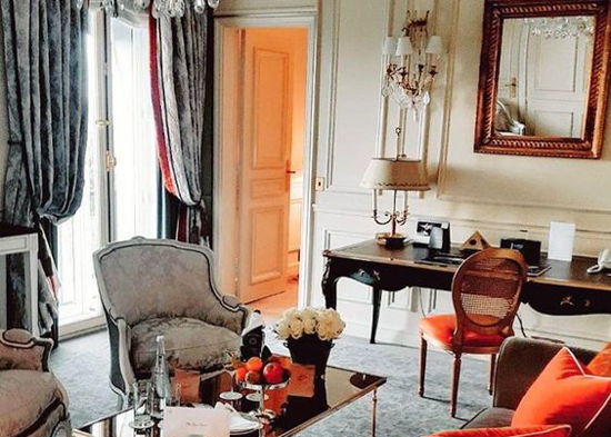 Best luxury boutique hotels in paris france for Best 5 star boutique hotels