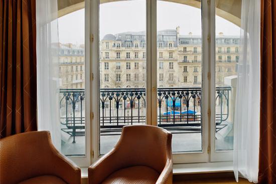 Paris Marriott Champs Elysées Hotel - Luxury Hotels Paris