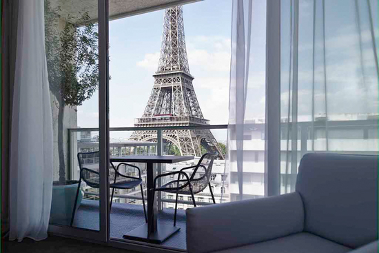 Pullman Paris Tour Eiffel - Luxury Hotel Paris
