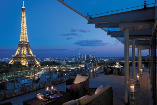 Shangri La Hotel Paris – Hotel in Paris – Luxury 5 Star