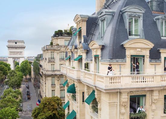 The Peninsula Paris – Luxury Hotel Paris