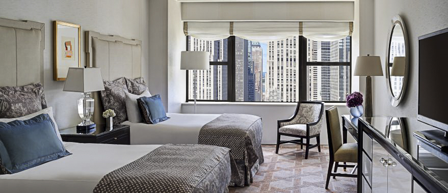 New York Family Hotels Luxury In City