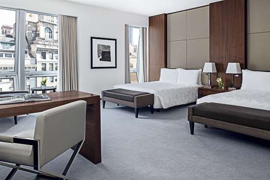 kid friendly family hotels in nyc - langhamhotel family hotel