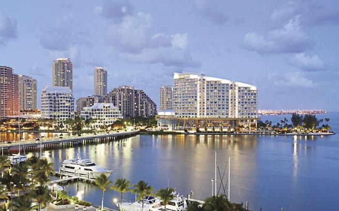 Brickell Mandarin Oriental, Miami FL   Luxury Hotels Miami 1