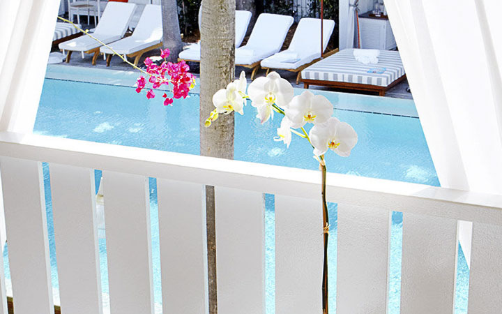 Delano Boutique Hotel | Luxury South Beach Hotel and Pool - Luxury Beach Club Bungalows