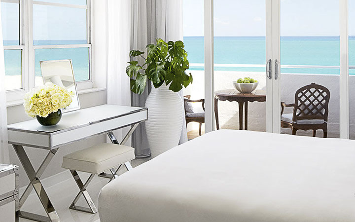 Delano Boutique Hotel | Luxury South Beach Hotel and Pool - Ocean Front Penthhouse Miami