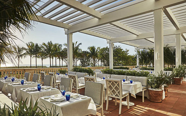 Four Seasons Hotel at The Surf Club – Luxury Resorts Miami - Best Dining Experience