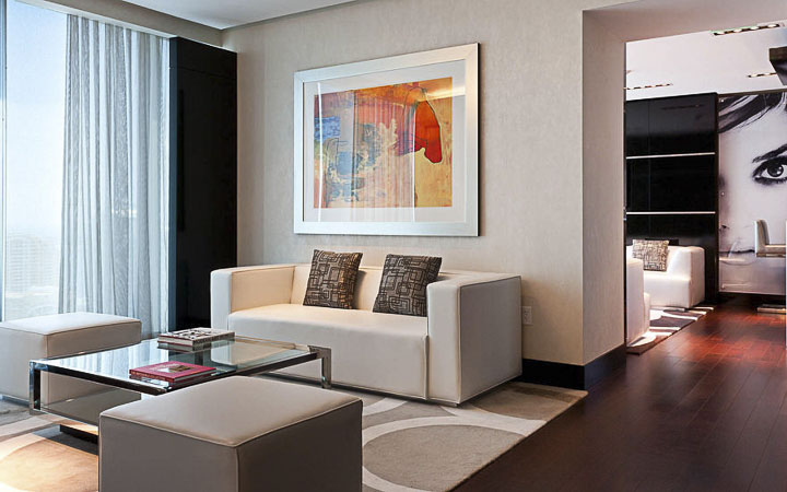 Hotel Beaux Arts Miami- Miami Luxury Hotels - Luxury views and art