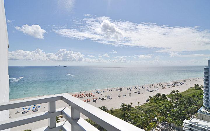 Loews Miami Beach Hotel   South Beach Miami Luxury Hotel - Breath Taking Ocean Views