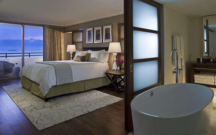 Loews Miami Beach Hotel | South Beach Miami Luxury Hotel - Vice Presidential Ocean Front Suite