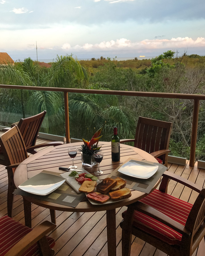 Mexico Best Luxury Resort and Spa Suites -Al Fresco Dining - Riviera Maya Grand Luxxe 1