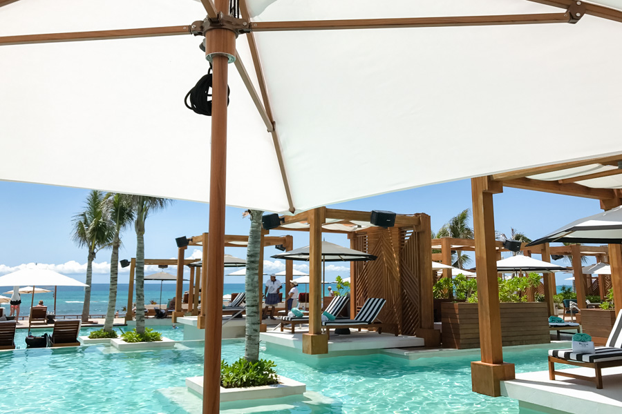 Mexico best Beach Club - Enjoy the ultimate beach club in the Cancun and Riviera Maya2