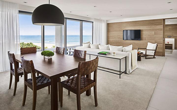 The Miami Beach EDITION   Luxury Boutique Hotel in Miami Beach - Deluxe Ocean View Suite_