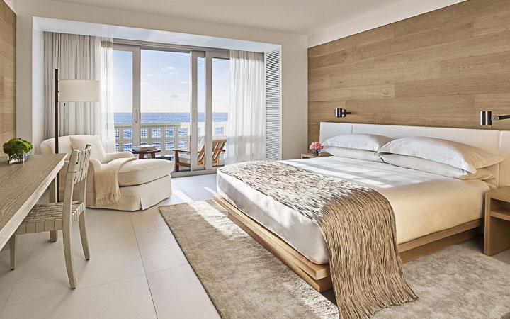 The Miami Beach EDITION   Luxury Boutique Hotel in Miami Beach - Oceanfront Balcony