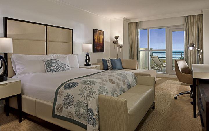 The Ritz-Carlton, South Beach   Miami Luxury Hotels on Beach views