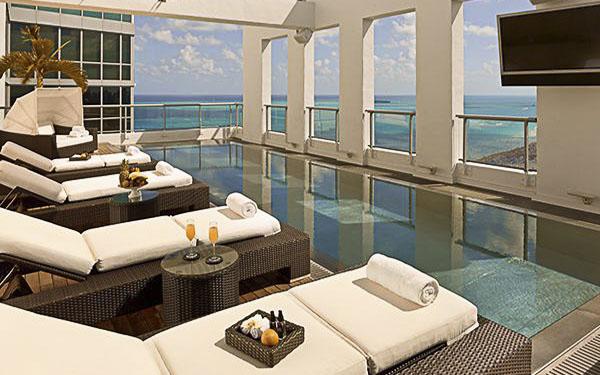 The Setai, Miami Beach – Miami Luxury Hotels - luxury pools miami