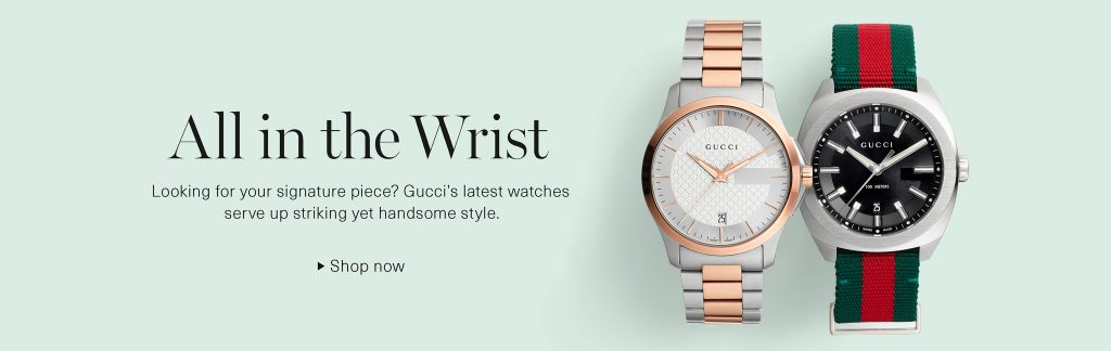 Jewelry - best luxury jewelry for mens watches from Gucci from a great selection at online jewelry store - luxury gucci watches