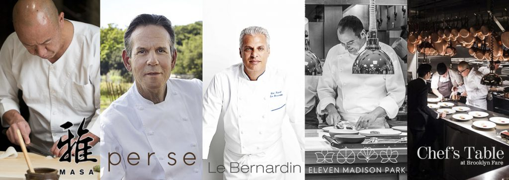 New York Best Restaurants, Best Restaurants in NYC with 3 michelin stars - www.LuxuryJourneyTrend.com