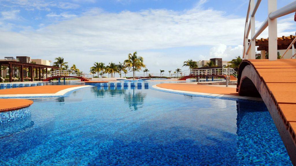Pure Mareazul Luxury Family Vacation Rental and Spa in Riviera Maya.