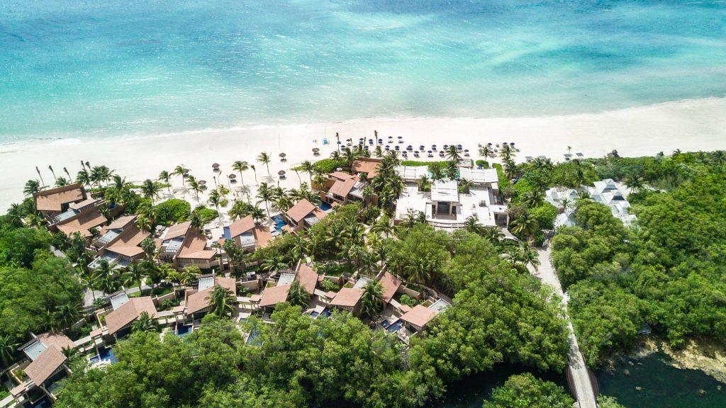 Riviera Maya Luxury Resort, Luxury Hotels in Mayakoba - Banyan Tree