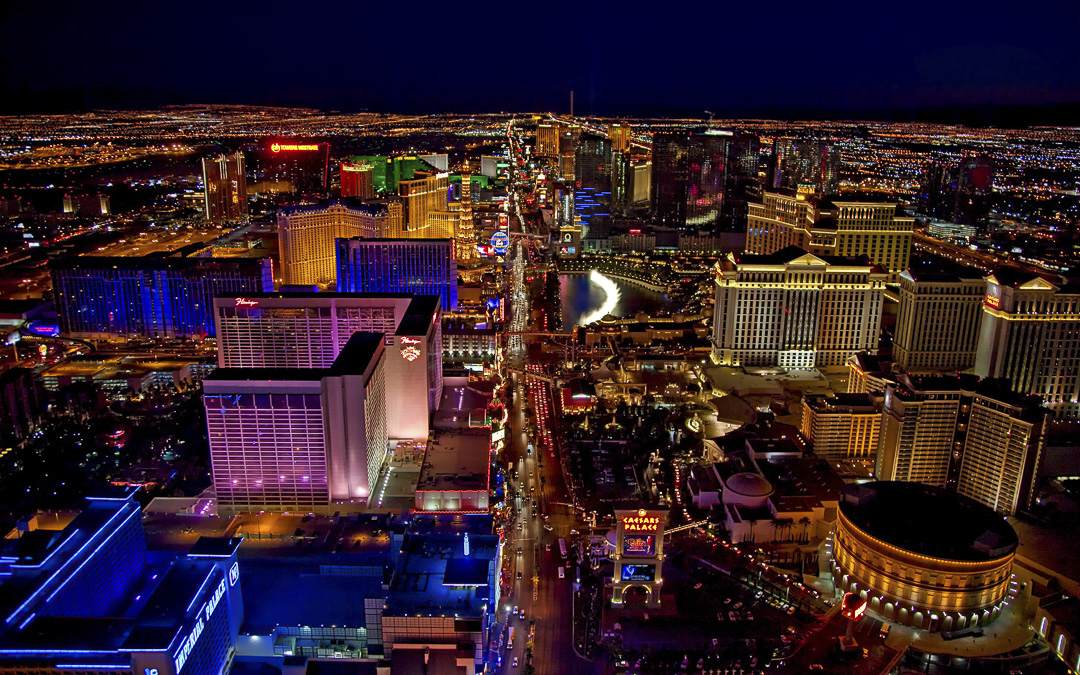 Rooftops & Nightclubs in Las Vegas
