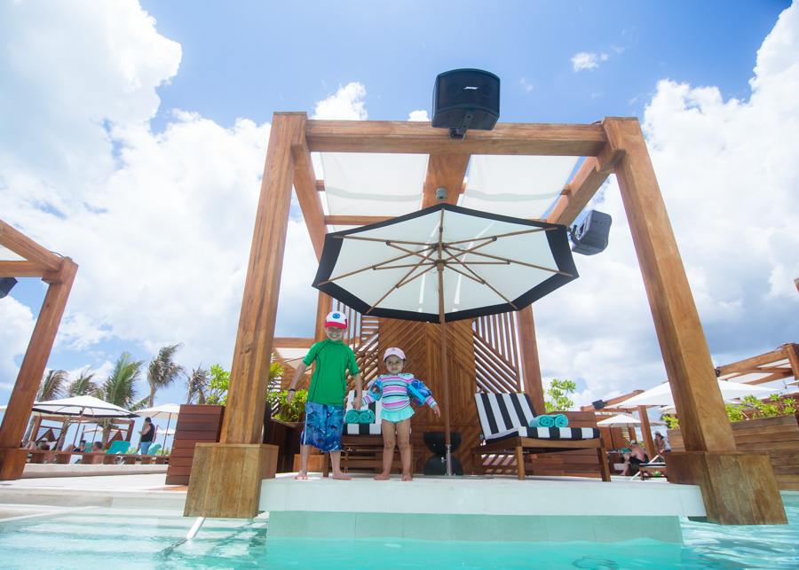 Luxury Family Vacation, Grand Luxxe Riviera Maya