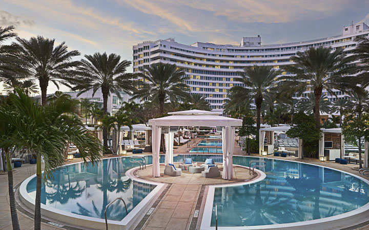 Best Luxury Family Hotels In Miami
