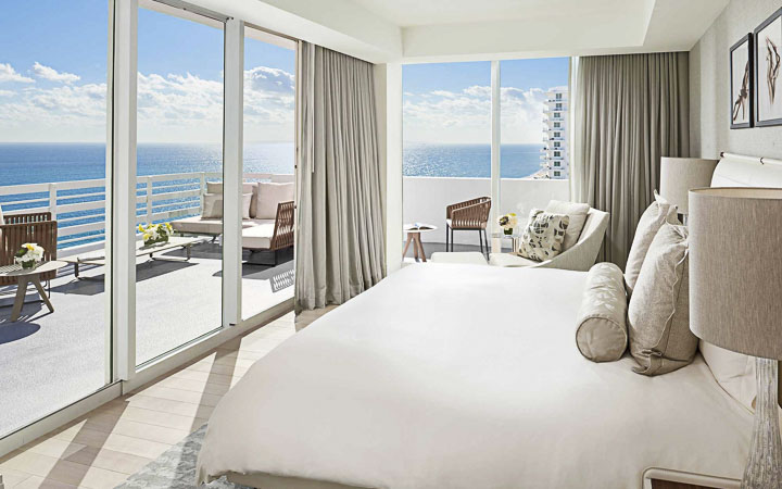 Fontainebleau Miami Beach Luxury Hotels Resorts Rooms