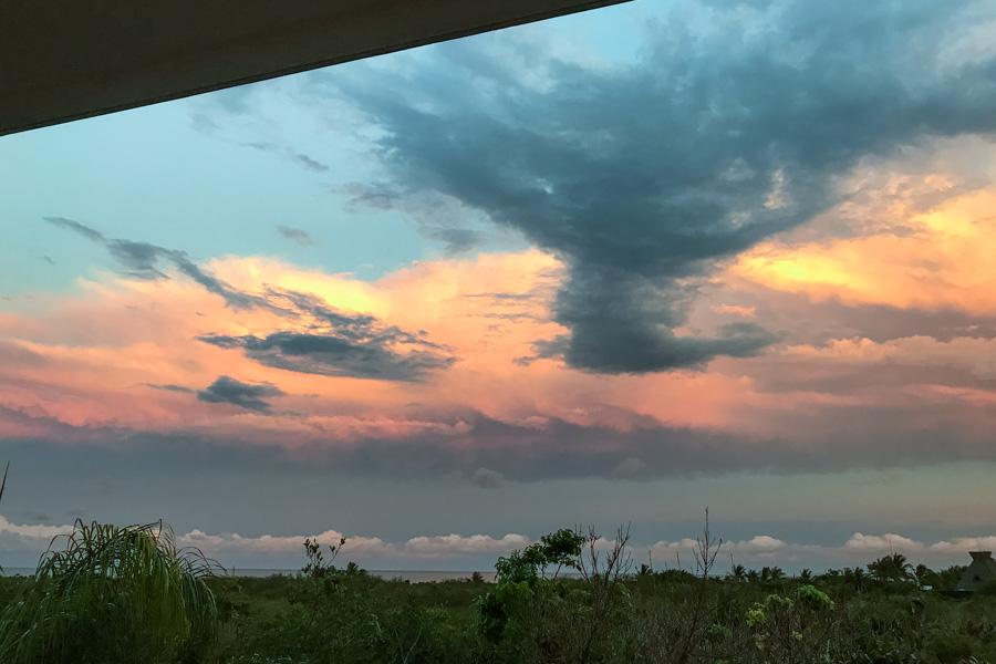 Mexico Best Luxury Resort Grand Luxxe Resort Sunset Ocean Views